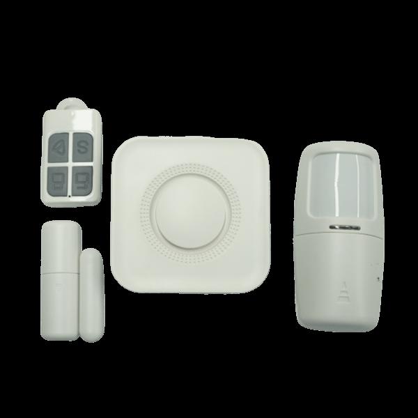 Thiết bị chống trộm wifi 24 vùng, 24 cảm biến SS-10W