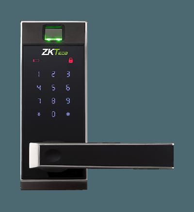 Khóa cửa vân tay mã số Bluetooth ZK-AL20DB