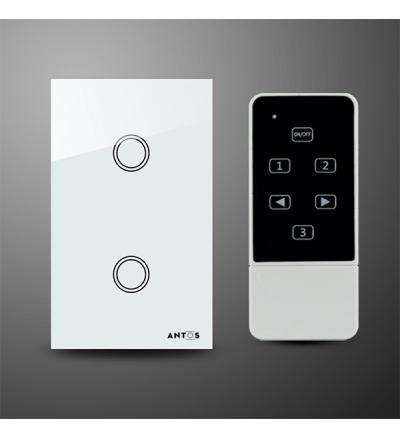 Công tắc cảm ứng điều khiển đèn AT-L2W1R