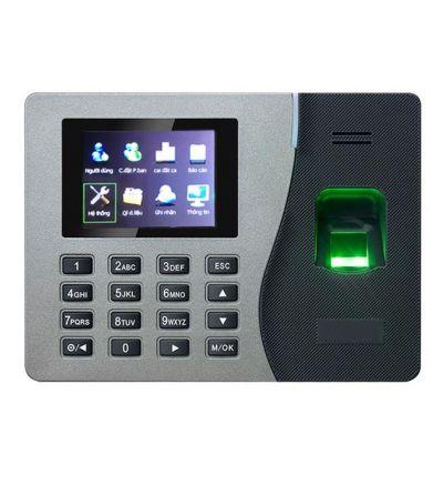 Máy chấm công bẳng vân tay và thẻ RFID K14
