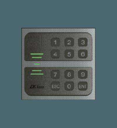 Đầu đọc thẻ mifare 13.56MHz có bàn phím KR502M-RS