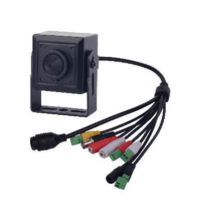 Camera IP 2.0MP Pinhole H.265 GE-NMC620
