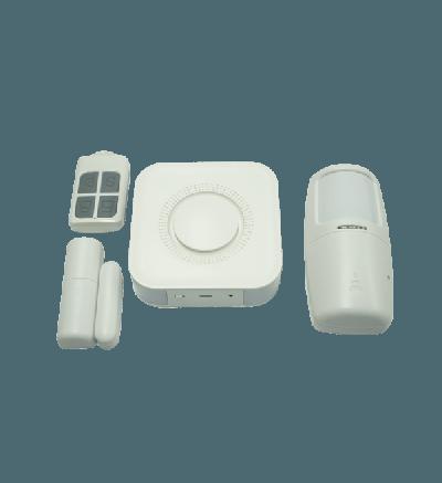 Báo trộm wifi 24 vùng, 24 cảm biến SS-10W