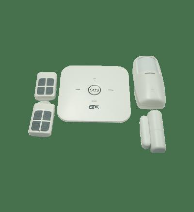 Báo trộm wifi+gsm 24 vùng, 24 cảm biến SS-10WG