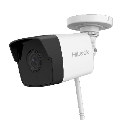 Camera HiLook thân mini IP 2MP IPC-B120-D/W