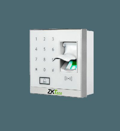 Trung tâm kiểm soát ra vào bẳng vân tay và thẻ RFID X8s