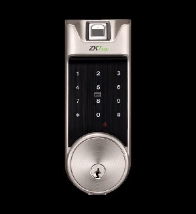 Khóa cửa vân tay thẻ từ mã số Bluetooth ZK-AL40B