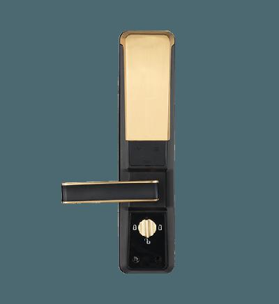 Khóa cửa khuôn mặt, vân tay, thẻ từ, mã số ZK-ZM100
