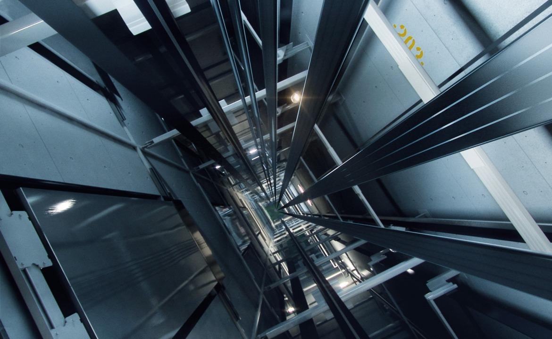 Hệ thống kiểm soát thang máy chuyên nghiệp