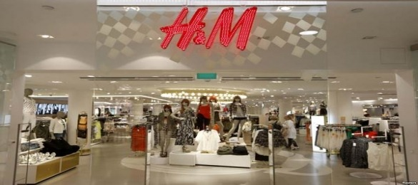Dự án hệ thống âm thanh thông báo Amperes cho chuỗi thời trang H&M tại Việt Nam