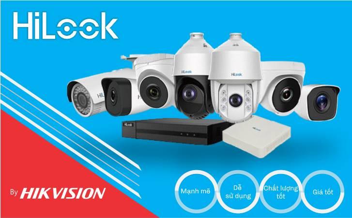 Hilook được phát triển từ Hikvision