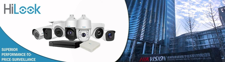 Camera HiLook được sản xuất bởi HIKVISION