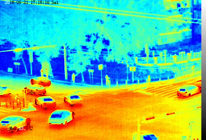 Camera Goldeye Temperature Alarm GE-TPB751 3